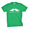 I Mustache You For A Beer T Shirt Funny St Patricks Day Shirt