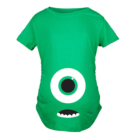 116b6fd7 to cart 99 times in the last 24 hours. Maternity Monster Eye Ball Funny  Pregnancy Announcement Tees Cute Baby T shirt