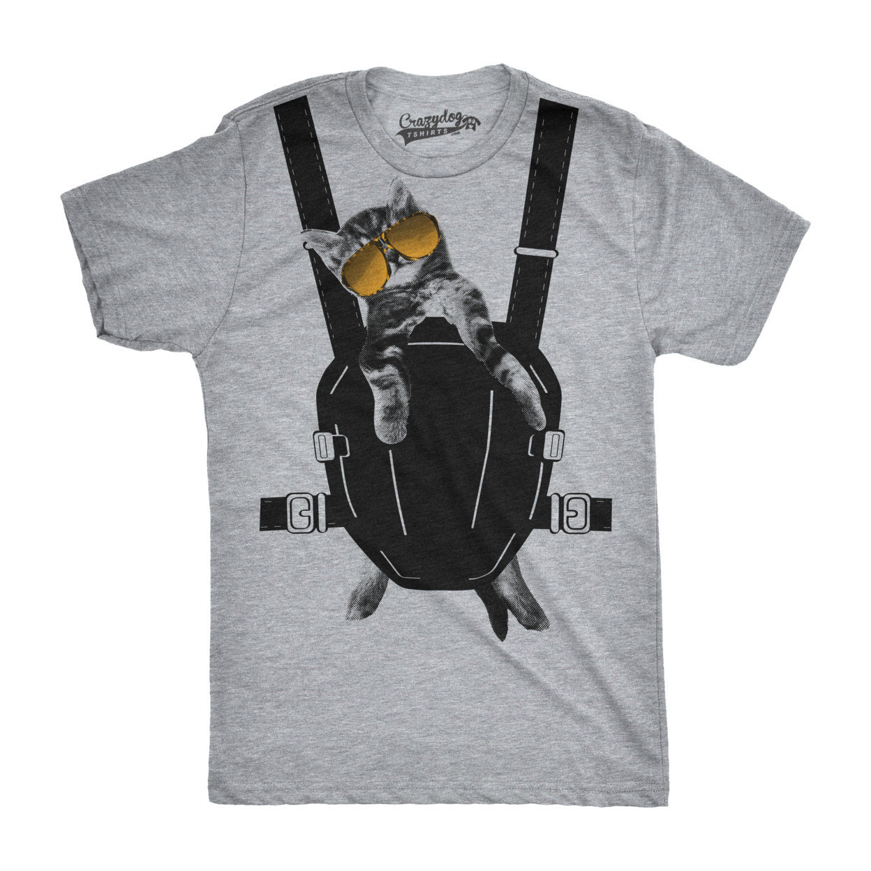 Mens Catlos Kitty Hangover Funny T Shirts Cat Face Tee Funny Movie Kitten T Shirt