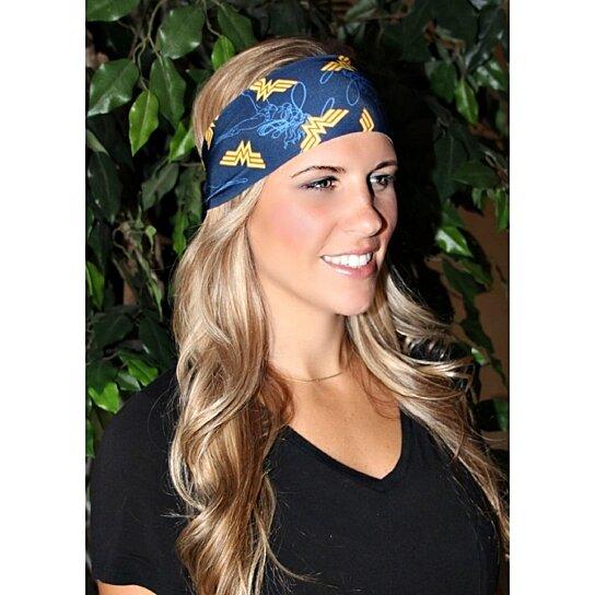 Buy Headbands By RAVEbandz.   WONDER WOMAN. Running 85d51551872