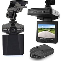 Easy Dash Camera with DVR 2.5 inch screen