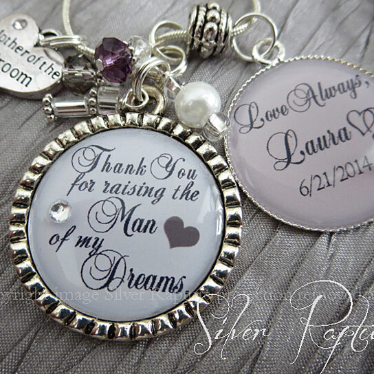 Wedding Gifts Mother Groom : Mother of the Groom Keychain, Personalized Bridal Gift, Wedding, Mom ...