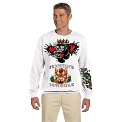 Men's Sweatshirt Conor Mcgregor Tattoos Inspired Cool Top