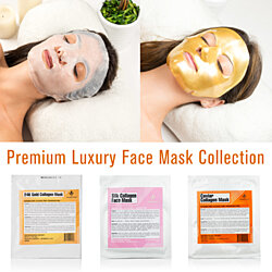 Martinni Beauty Luxury Face Mask Collection