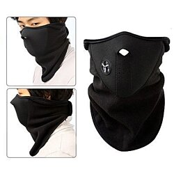 Ventilated Ski Mask - Neoprene and Thermal Fleece