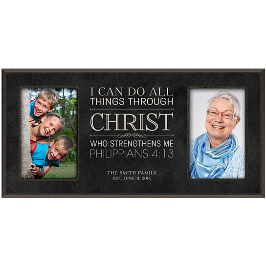 Buy All The Things: Buy Personalized Photo Frame, I Can Do All Things Through