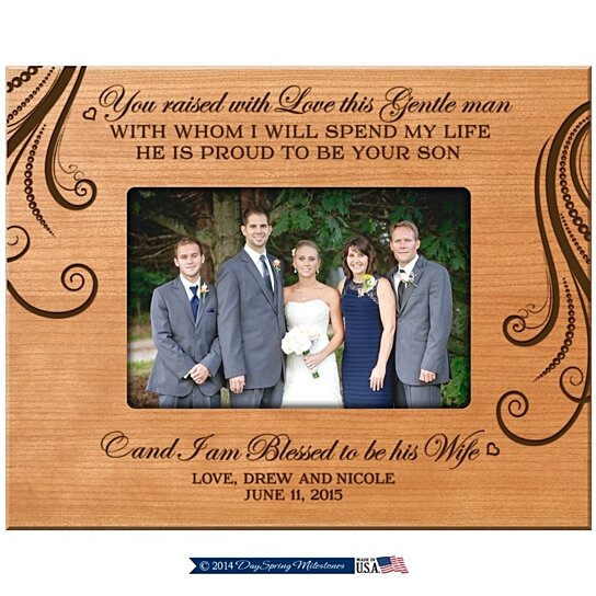 Personalized Wedding Photo Frames For Parents : generous.jpg