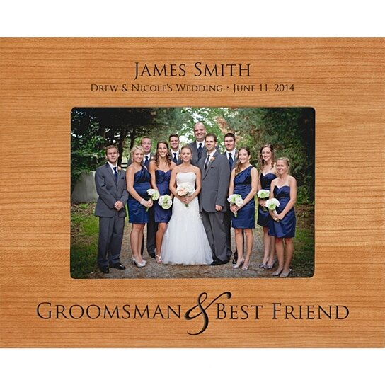 ... Frame, Groomsman & Best Friend by DaySpring Milestones on OpenSky