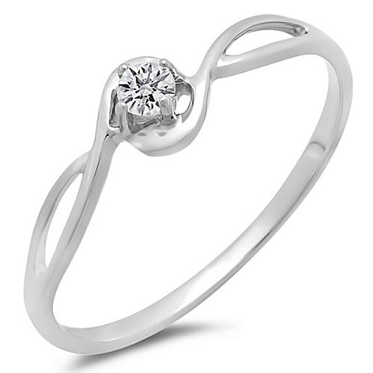 buy 0 10 carat ctw sterling silver