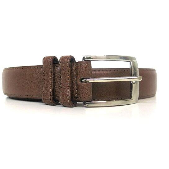 buy 2 pack men s black brown leather dress belts