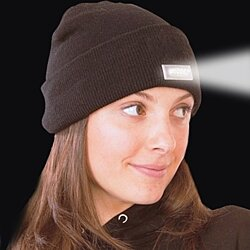 2 Pack: LED Winter Beanies