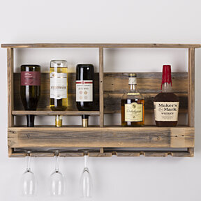 The Barn Wood Bar