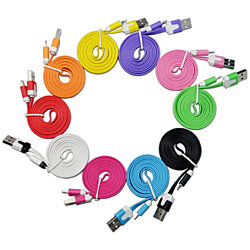 5 pack Micro USB Charger Cord Cable