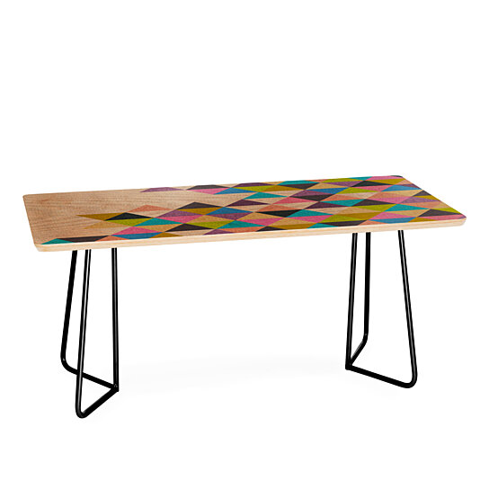 Bianca Green Completely Incomplete Coffee Table By Deny Designs On Dot Bo