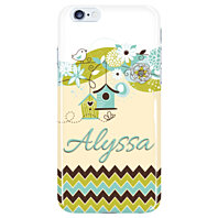 Birdhouses 1 Personalized Phone Case