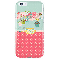 Birdhouses 2 Personalized Phone Case