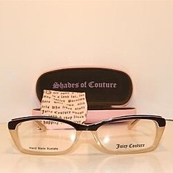 251f9e55983bb Hot New Authentic Juicy Couture Eyeglasses JC CLEVER EU3 JC CLEVER EU3 52mm