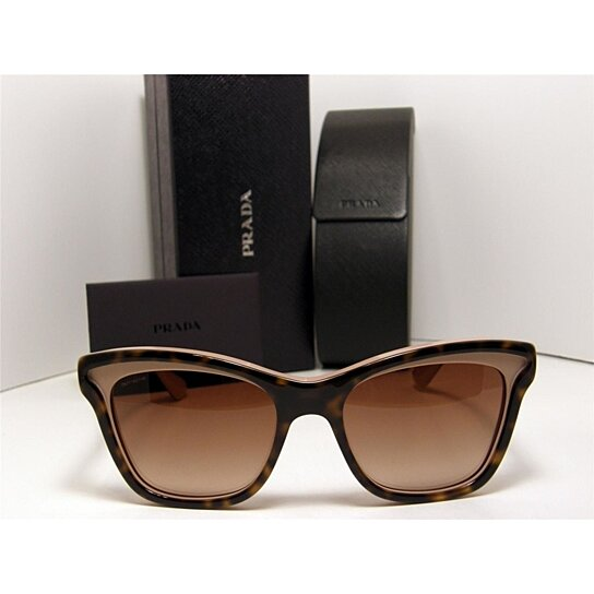 2dbc5fc85842 Trending product! This item has been added to cart 13 times in the last 24  hours. Hot New Authentic Prada Sunglasses SPR 16PS MAL-1Z1 Made in Italy ...