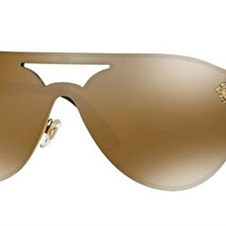 39d227ade87dc HOT NEW AUTHENTIC VERSACE VE 2161 1002 F9 SUNGLASSES