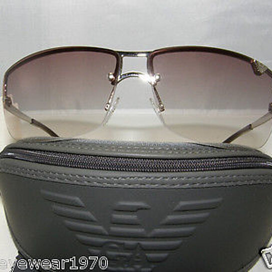 aaf9cae45688 Buy New Authentic Emporio Armani Sunglasses EA 9339/S 3YG EA9339 Made In  Italy by Designer Eyewear 4 You on OpenSky