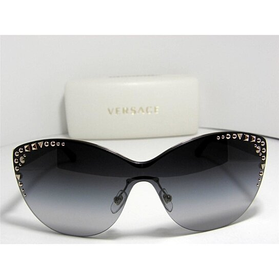 69df5c1d394f Trending product! This item has been added to cart 12 times in the last 24  hours. New Authentic Versace Sunglasses VE 2152 ...