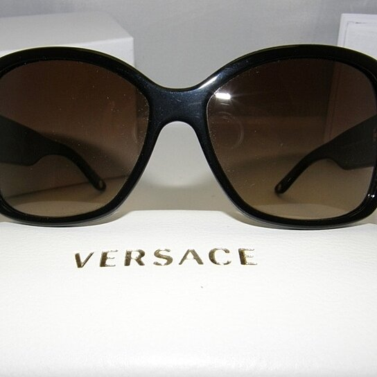 497540492a8e Buy New Authentic Versace Sunglasses VE 4166B GB1 13 VE4166 by Designer  Eyewear 4 You on OpenSky