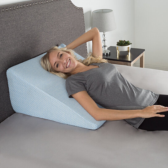 wedge pillow for acid reflux canada
