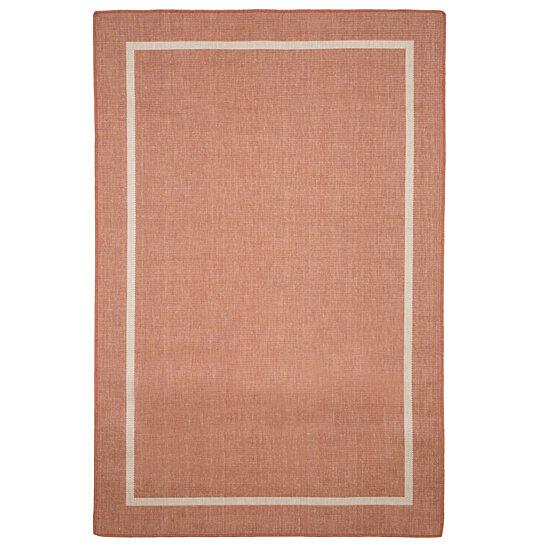 Buy Lavish Home Border Indoor Outdoor Area Rug Orange