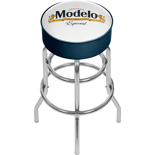 Buy Modelo Padded Swivel 30 Inch Bar Stool By Destination Home On