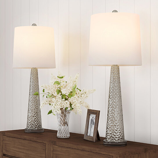 Table Lamps Set Of 2 Contemporary