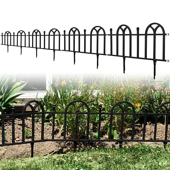 Garden Flower Bed Edging Border For
