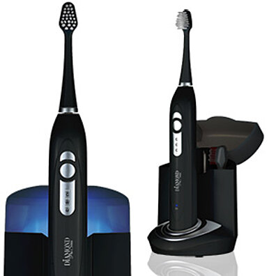 Diamond Pro Ultrasonic Toothbrush with UV Sanitizer