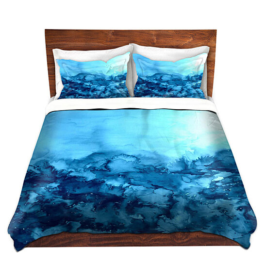 Buy duvet cover and sham set from dianoche designs by for Decorative bed covers