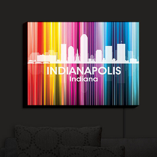 Buy Illuminated Wall Art From Dianoche By Angelina Vick