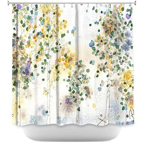 Buy Shower Curtain Unique From DiaNoche Designs By Dawn