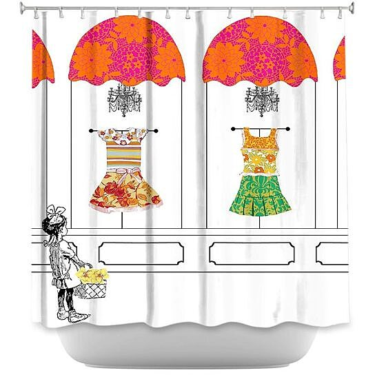 Buy Shower Curtain Unique from DiaNoche Designs - Window Shopping by ...