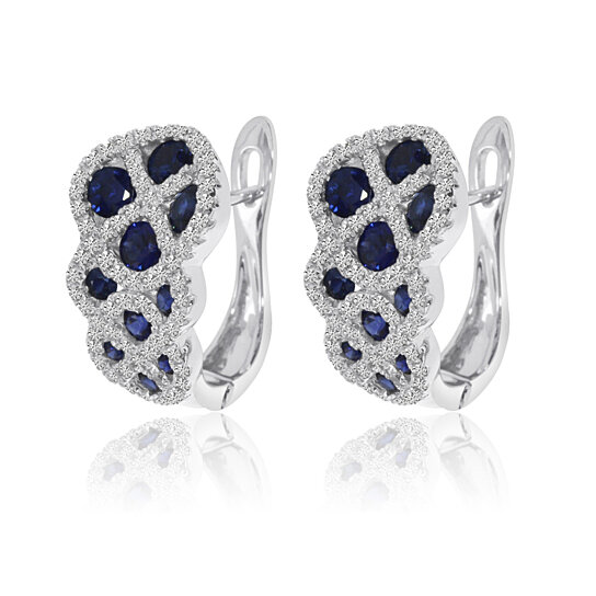earrings diamonds direct beautify themselves