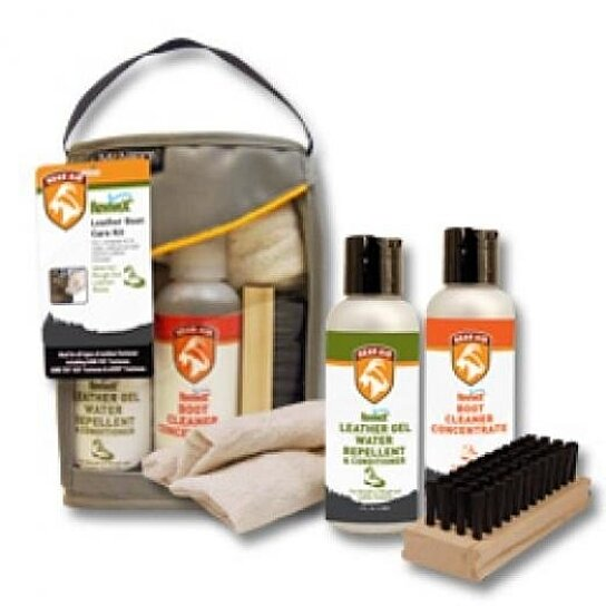 buy mcnett revivex leather boot care kit by dolphin scuba