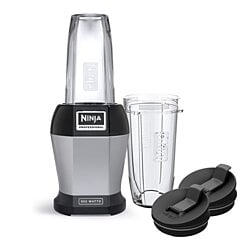 Nutri Ninja 900W Professional Blender with Cups, BL456, Factory Refurbished