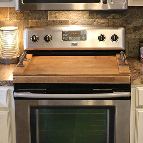 Gas Stove Top Cover