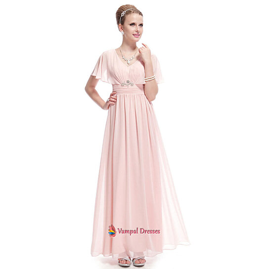 Mother Of The Bride Dresses Blush Pink 75