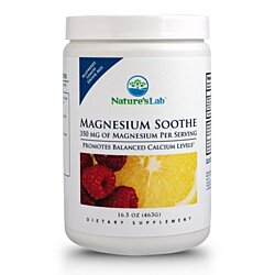 Nature's Lab Magnesium Soothe - 16.5 oz (463 g)