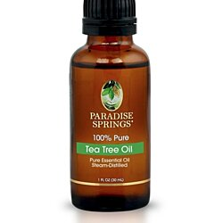 Paradise Springs Tea Tree Oil - 1 oz (30 mL)