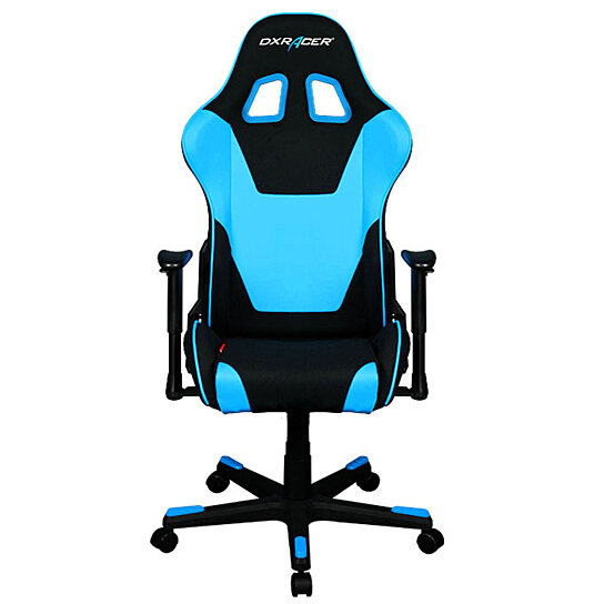 Buy Dxracer Black Amp Blue Ergonomic Mesh Office Chair