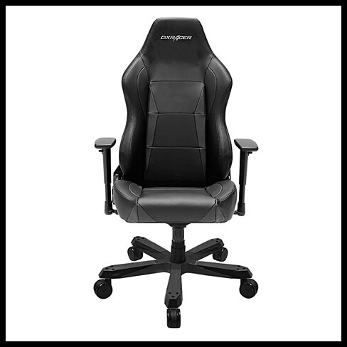 Buy DXRacer Black Executive Office Chairs Gamer Chairs Gaming Chairs For Pc H
