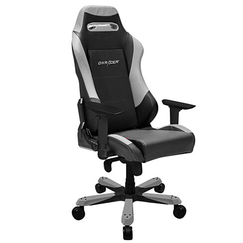 Buy DXRacer Black & Gray Big and tall office chair