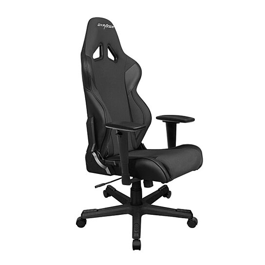 Dxracer Oh Rw106 N High Back X Rocker Gaming Chair Strong Mesh Pu Black By Newedge On Opensky