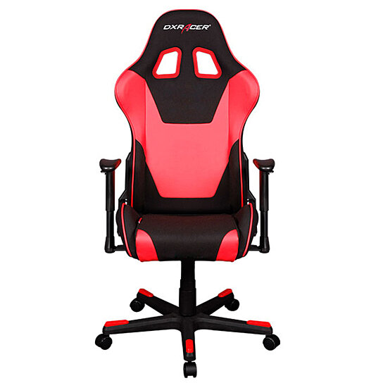 Buy DXRacer OH/FD101/NR High Back Computer Chair Strong Mesh+PU(Black/Red)  By Newedge On OpenSky