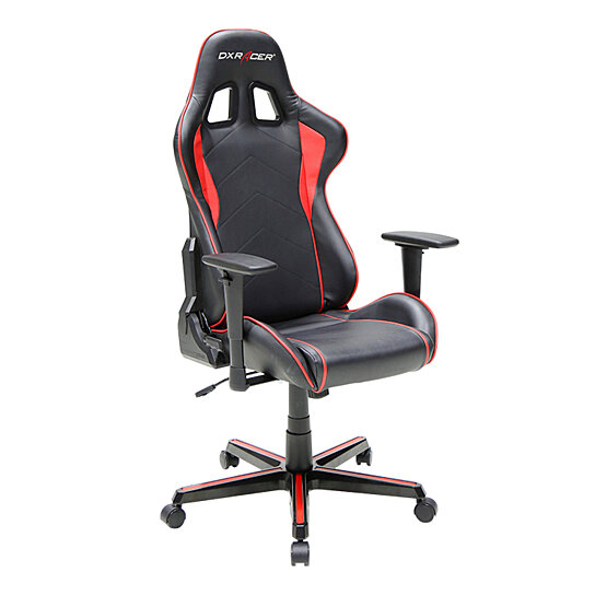 Buy DXRacer Black Red Ergonomic Office Chairs Executive Desk Chair High