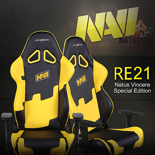 Buy Dxracer Oh Re21 Ny Navi High Back Racing Seat Gaming